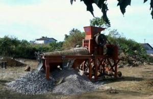 Peluang Usaha Batu Koral dengan Stone crusher