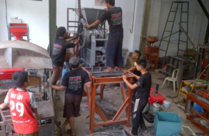 Video proses produksi stonecrusher